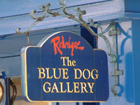 bluedogsign